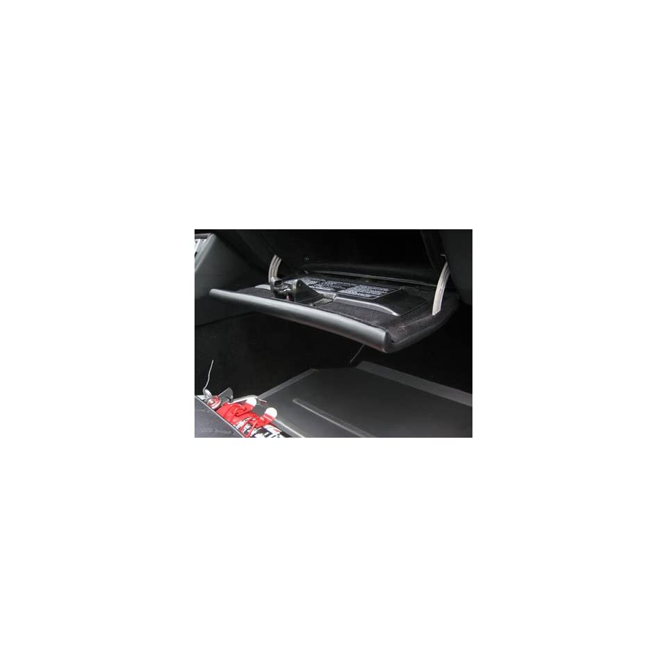 Rennline All 944/968 w/ airbag 944/968 Glove Box Stop Repair Kit Black