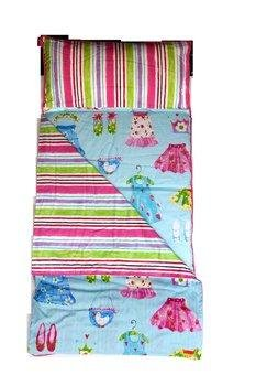 Deluxe Take-Along Sleeping Mat - Girly Dress Up front-79447
