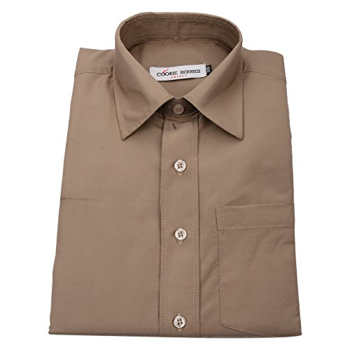 Double F Men cotton pitch formal shirts
