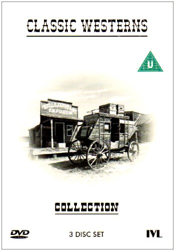 Classic Western Collection [DVD]