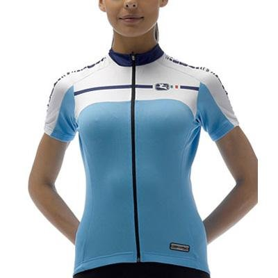 Image of Giordana 2012 Women's Silverline Short Sleeve Cycling Jersey - GI-S1-WSSJ-SILV (B004H8BGB8)
