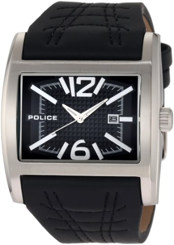 Police Men's Dynamo Watch 12170JS/02A with Silver Case