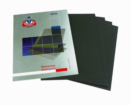 asciutto-e-bagnato-carta-vetrata-7000-5-fogli-230-x-280-mm-grana-carta-impermeabile-di-alta-qualita-