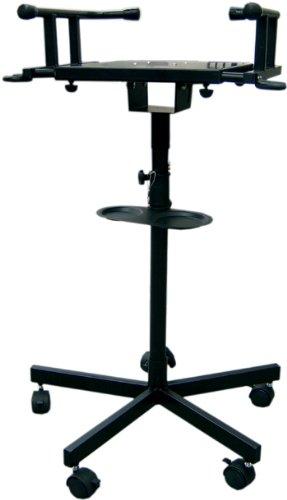 Cheap IDOLpro Heavy Duty Karaoke TV Monitor Stand w/ (Wheel Base) (KMS101)