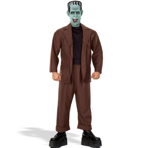 Herman Munster Adult Costume - Size XL - Fits Jacket Size 44-46