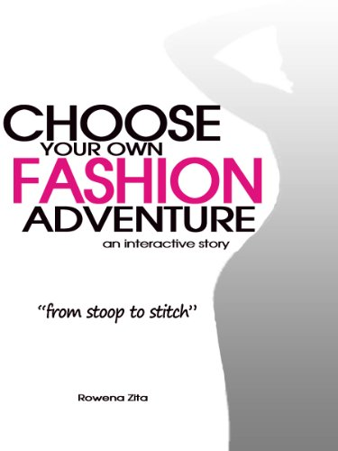 Choose Your Own Fashion Adventure: From Stoop to Stitch