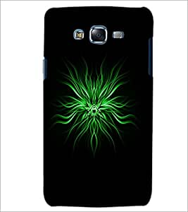 PrintDhaba Abstract Design D-2358 Back Case Cover for SAMSUNG GALAXY ON 5 (Multi-Coloured)