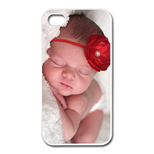 Sleeping Newborn Baby front-629920