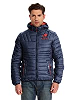 Geographical Norway Chaqueta Brighton Azul Marino XL