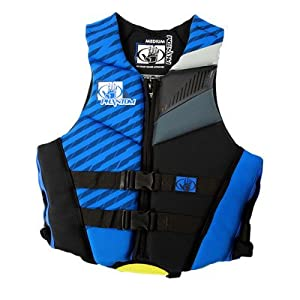 phantom teen neo pfd extra small color royal blue black life jackets and vests. Black Bedroom Furniture Sets. Home Design Ideas