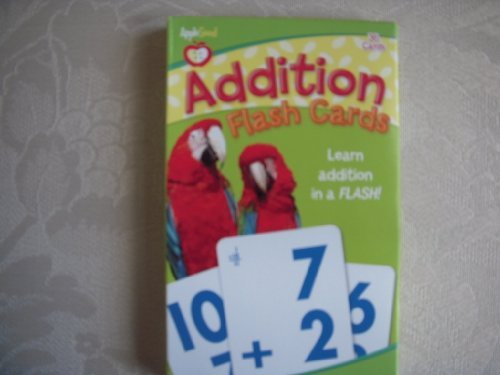 Addition Flash Cards - 1