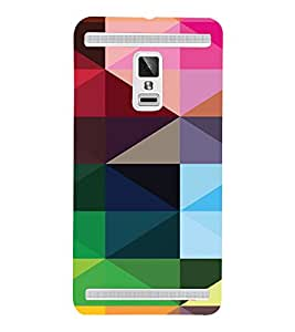 PrintVisa Digital Art Pattern 3D Hard Polycarbonate Designer Back Case Cover for VivoX3S