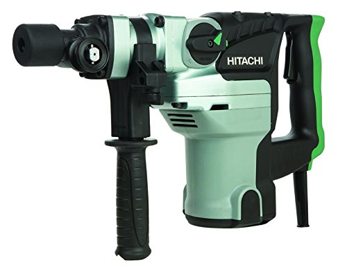 New Hitachi DH38YE2 1-1/2-Inch Spline Shank Rotary Hammer, 2 Mode