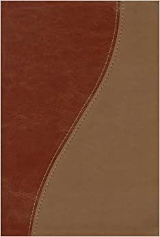 Holy Bible NCV Giant Print Edition Nelson 6365SAM 2006 Two Tone Brown Leather
