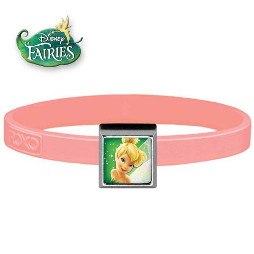 Roxo Disney Fairies - 1 - Charm set with Small Disco Glow Band