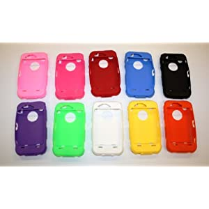 otterbox case covers 10 Silicone Color Covers Compatable with