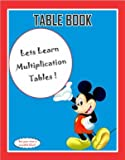 Maths Tables Book for beginners | Learning Tables 1 to 20| Fun with tables (First Edition)