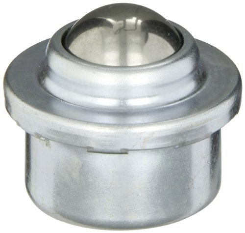 Flange Mounted Fit Fixing Ball Transfer Unit:pack of 10