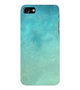 EPICCASE Light Blue Sky Mobile Back Case Cover For Apple iPhone 7 (Designer Case)