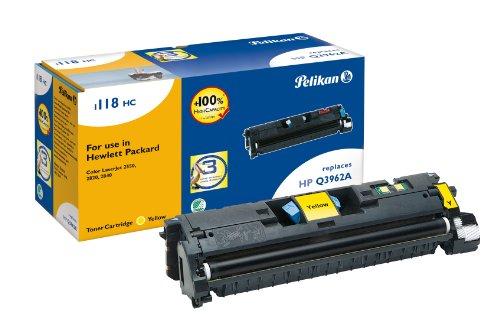 Pelikan 1118 - Cartouche de toner ( remplace HP Q3962A ) - 1 x jaune - 4000 pages