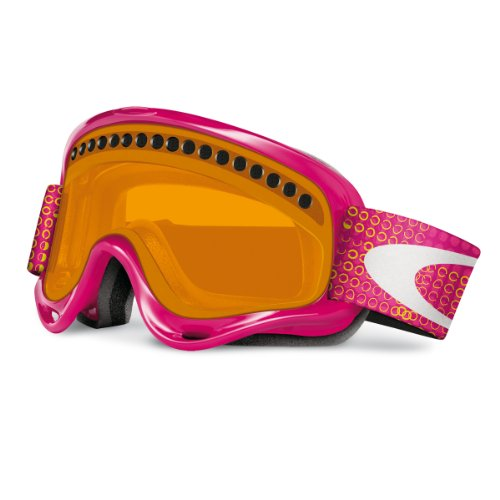 Oakley XS O frame Violet Yellow Moons w Pers
