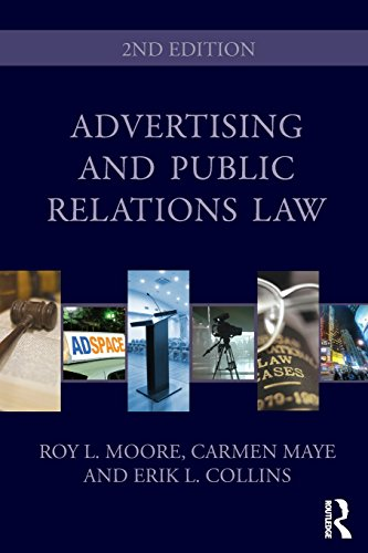 Advertising and Public Relations Law (Routledge...