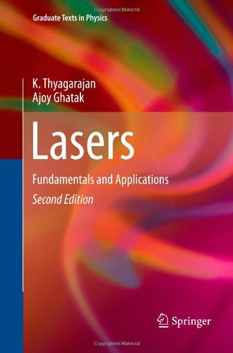 Lasers: Fundamentals and Applications