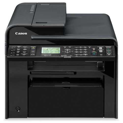 Great Features Of Canon Lasers imageCLASS MF4770n Monochrome Printer with Scanner, Copier and Fax