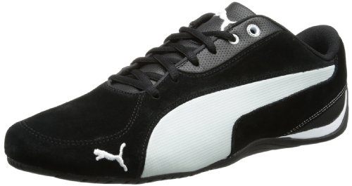 Puma Drift Cat 5 S 304689 Herren Sneaker, Schwarz (black-gray violet 07), EU 36 (UK 3.5) (US 4.5) thumbnail
