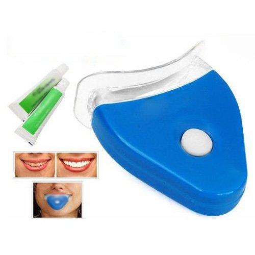 SODIAL (TM) White Teeth dents blanchisseur Blue