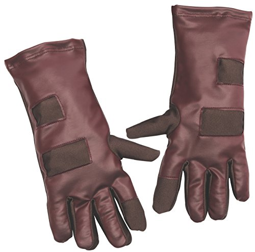 Rubie's Guardians of the Galaxy Star-Lord Child Size Costume Gloves - 1