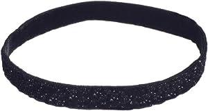 Sparkly soul Headband (Black, Wide)