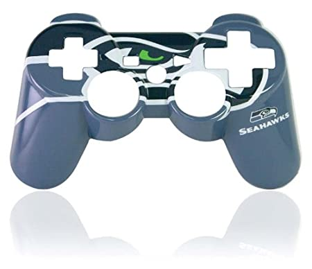 PS3 Official NFL Seattle Seahawks Controller Faceplate