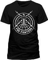 Live Nation Herren, T-Shirt, Foo Fighters - Black Strike