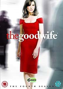 The Good Wife - Season 4 [DVD] [Import anglais]