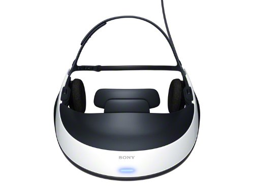 Review Of Sony HMZ-T1 Personal 3D Viewer