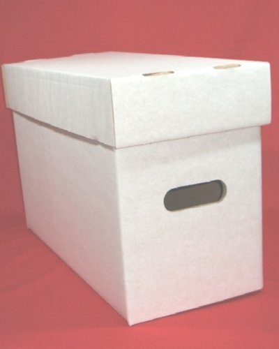 bundle-of-five-cardboard-compact-comic-boxes-with-lids-for-american-comic-books