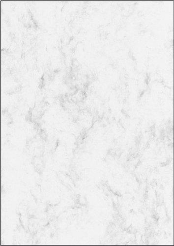 sigel-dp183-marmor-papier-grau-a4-25-blatt-motiv-beidseitig-90-g-weitere-farben