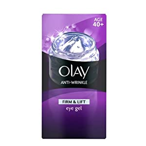 Olay Anti-Wrinkle Firm & Lift Moisturiser Eye Gel