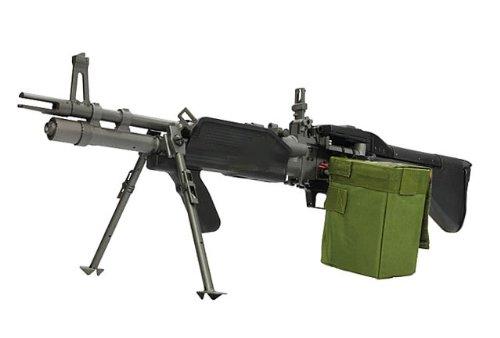 フルメタル電動ガン A&K社製 MK43 MOD 0 (M60E4)(国内基準調整済)