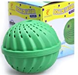Green ECO Washing Laundry Ball Wash Ball No Detergent Soap Green Friendly New Balls It