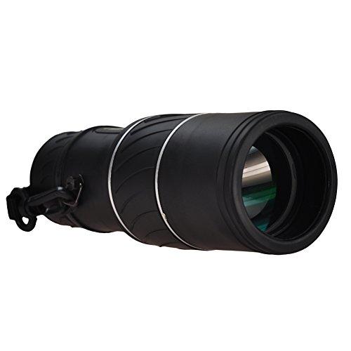 Daditong 16 X 52 Spotting Scope Monocular Reviews Single-Tube Telescope For Travel