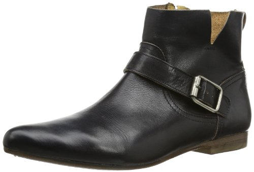 MOMA Womens gun girl Boots Black Schwarz (nero) Size: 9 (41 EU)