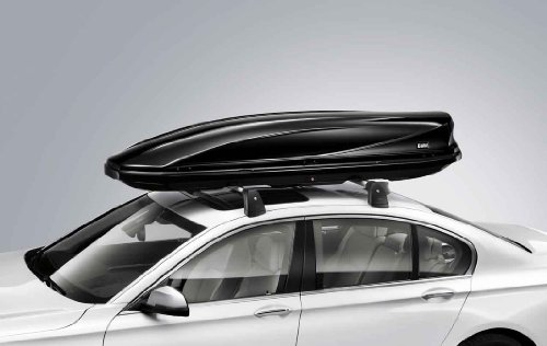BMW Dachbox 460 Schwarz/Schwarz