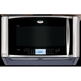 Whirlpool Gold : GH7208XRS 2.0 cu. ft. Velos Speedcook Over the Range Microwave Oven - Stainless St