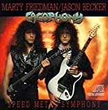 Cacophony Speed Metal Symphony by Cacophony (1990) Audio CD