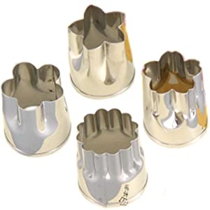 "Stainless Steel Vegetable Cutters #K8444 ""100% Made in Japan!!"""