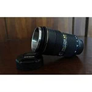 Nikon Lens AF-S 24-70mm f/2.8 Coffee Cup Mug (It's a model CUP, and Not an Actual Lens)