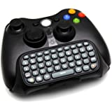 PicknBuy Controller Keyboard chat pad for XBOX 360 (Black Colour)
