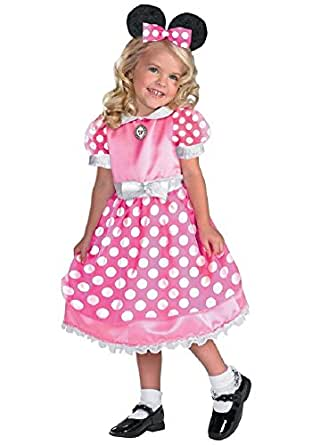 Disney Deluxe Minnie Mouse Halloween Costume